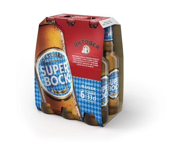 Pack Super Bock Oktober Edition